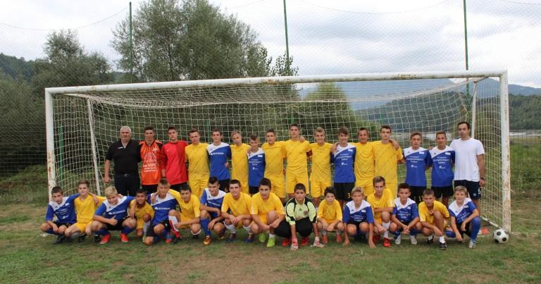 Posjeta sportskih prijatelja iz FK Stup